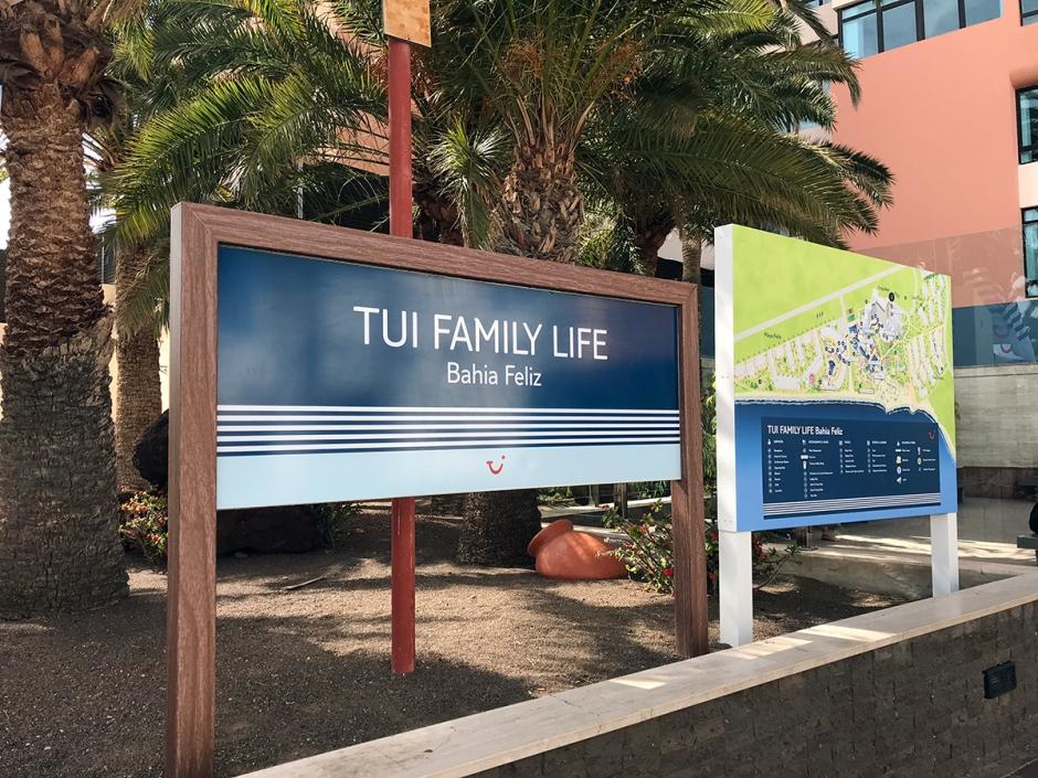 Hotellet Tui Family Life Tres Vidas I Bahia Feliz Gran Canaria Lifsresor