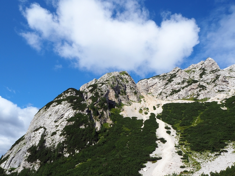 En bergskam