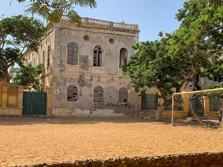 Île de Goree i Dakar 12